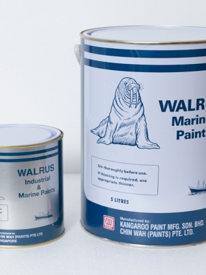 Marine Varnish 8439