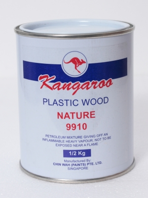 Plastic Wood Filler 9910